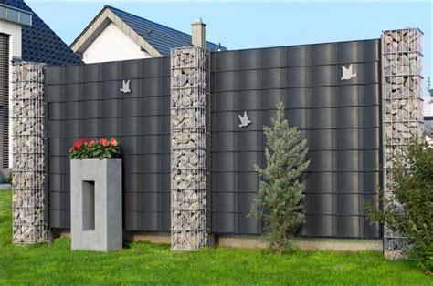 terrasse mit holz 1461 gabionenmauer bis 2 4m h 246 he kein bausatz gabione quot premium quot