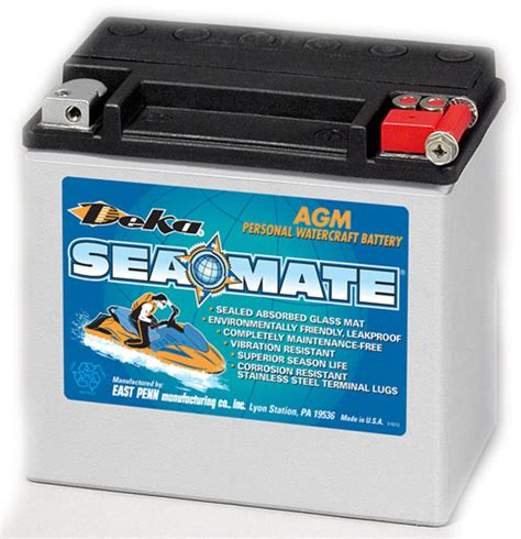 Absorbed Glass Mat Batteries by Absorbed Glass Mat Battery Dale S Jet Sports