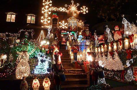 christmas lights in brooklyn tour dicembre a new york tour delle luci di natale di dyker