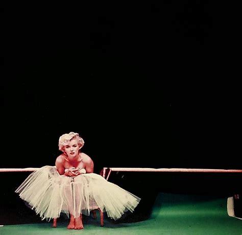 marilyn monroe the ballerina sitting 1954 beautiful photos of marilyn monroe by milton h greene