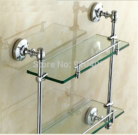 Wall Mounted Shower Caddy by Wholesale And Retail Promotion New Chrome Brass Wall