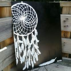 black and white painting ideas 17 best ideas about dream catcher painting on pinterest