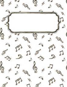 printable doodle binder cover