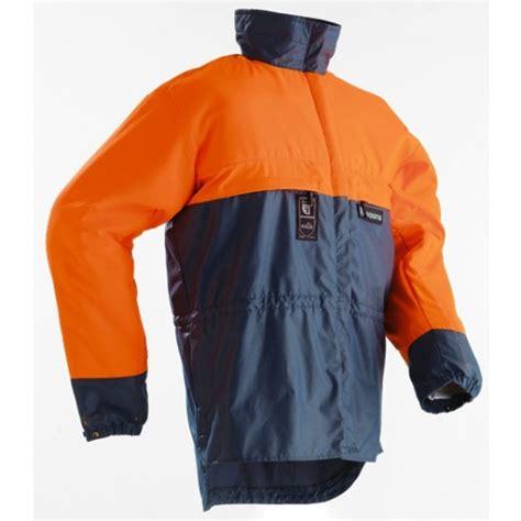 Jaket Zipper Hoodie Sweater Husqvana Merah husqvarna chainsaw protection jacket arbor 20 5780168
