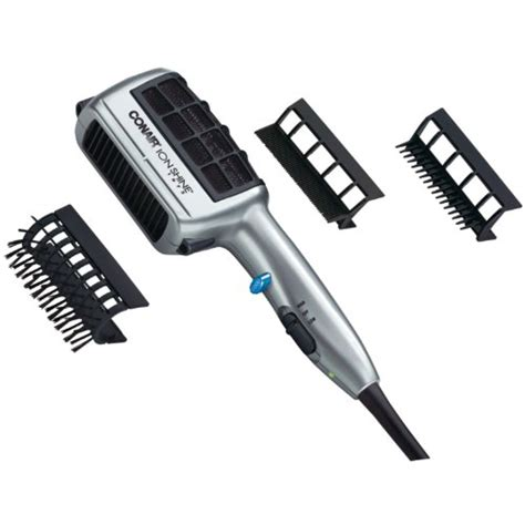 You By Conair Hair Dryer Attachments conair sd6x 1875 watt 3 in 1 ionic styler with 3 attachments 20 00