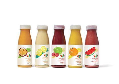 Juice Of Viva viva juice labels on behance