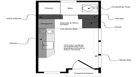 free small home floor plans free tiny house floor plans 500 sq ft tiny house floor