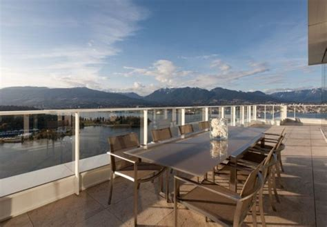 contemporary penthouse interior design in vancouver by contemporary penthouse interior design in vancouver by