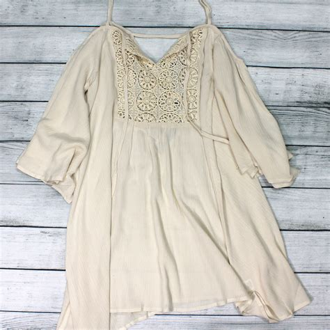 desert sand dress paper hearts bohemian clothing