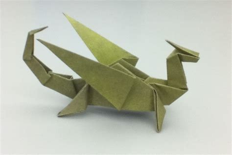 How To Make Paper Dragons - how to make paper breeds picture