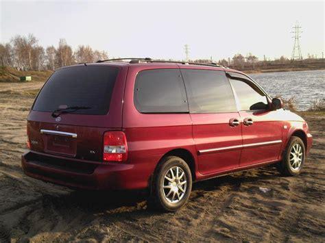 2005 Kia Carnival 2005 Kia Carnival Pics 2 5 Gasoline Ff Automatic For Sale