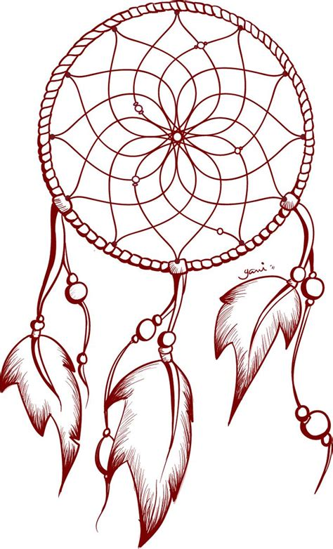 dream catcher tattoo small best 25 catcher henna ideas on