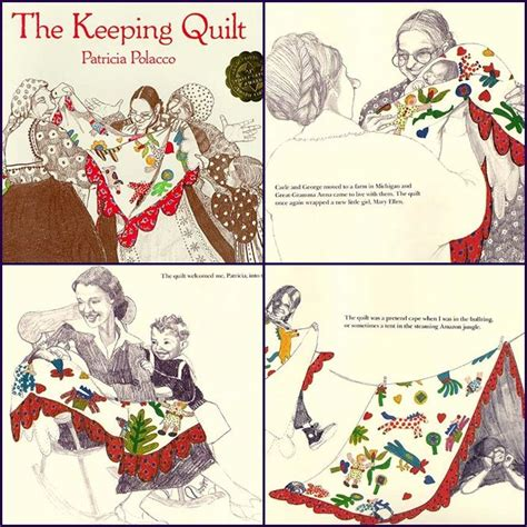 The Keeping Quilt Book by Lackawanna County Children S Library Lackawanna County