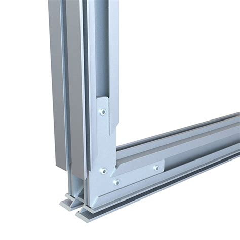 joining aluminium box section basic elements