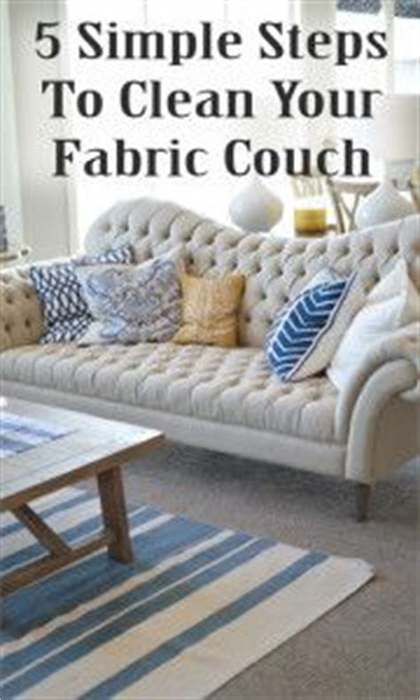 products to clean sofa fabric 17 best ideas about clean fabric couch on pinterest
