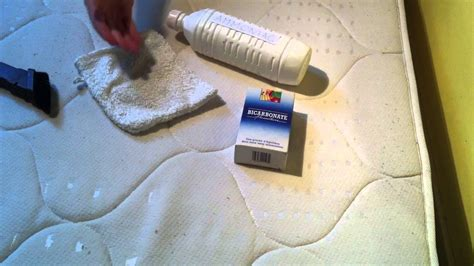 nettoyer matelas nettoyer matelas laver un matelas facilement