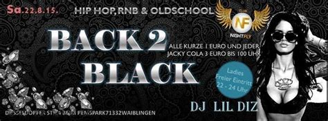 Back In Black 2 by Back 2 Black Nightfly In Waiblingen 22 08 2015