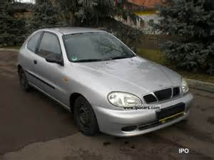 Daewoo Manufacturer 1998 Daewoo Lanos 1 4 Car Photo And Specs