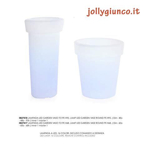 vasi led lade led e vasi da giardino