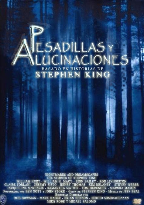 libro nightmares and dreamscapes susurros desde la oscuridad 2006 pesadillas y alucinaciones nightmares dreamscapes