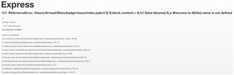 jade conditional layout send multiple variables through render with express