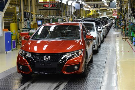 honda uk best of honda s swindon plant is on the up