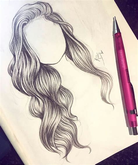 Sketches Hair by Pin By Mando Flores On Drawings