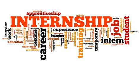 intern ship how to get corporate internships and perform like a