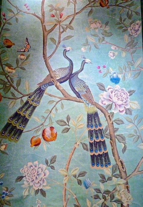 define chinoiserie 17 best ideas about painted wallpaper on pinterest paint wallpaper painting wallpaper and