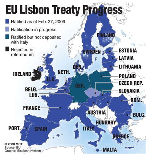 treaties of the european union the treaty of lisbon europe s next step