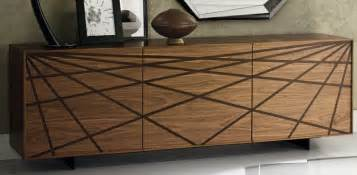 Wood Interior Homes Fabulous And Functional Modern Sideboards With A Touch Of