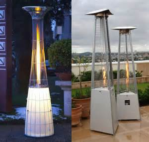 Patio Space Heaters Triyae Contemporary Outdoor Patio Heaters Various Design Inspiration For Backyard