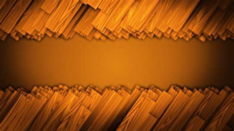 Wooden Computer Desk Loop Timberfurniture Wooden Background Stock Footage