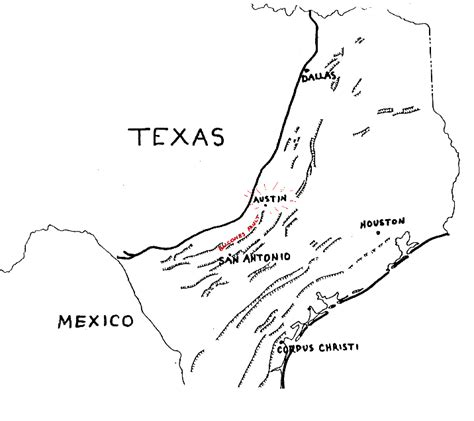 map of fault lines in texas texas lapel pin collection