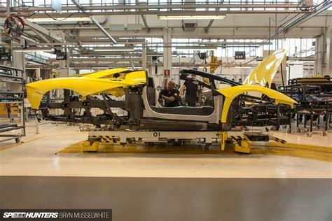 Lamborghini Werk Italien by This Is Where New Lamborghinis Are Born Speedhunters