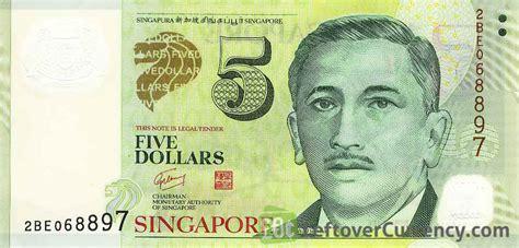 new year notes singapore 5 singapore dollars encik yusof bin ishak exchange yours