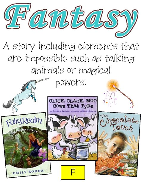 picture books definition genres posters
