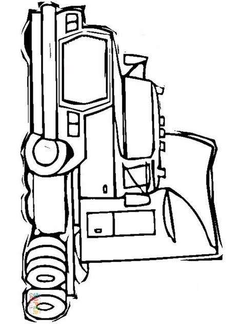Semi Coloring Pages by Semi Truck Coloring Pages Free Printable Semi Truck