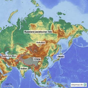 Asiat Gebirge by Palkan Asien