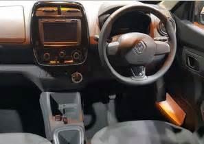 Renault Kwid Interior Renault Kwid Amt Price Specifications Interior Exterior