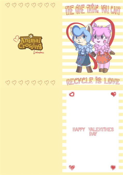Card Preview by Animal Crossing Card Preview By Geckogeek On Deviantart