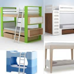 Modern Bunk Beds Modern Bunk Beds For Popsugar