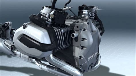 motor da nova bmw   gs youtube