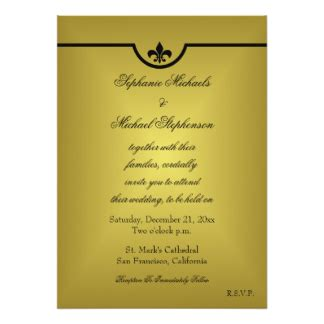 Wedding Announcement New Orleans by New Orleans Save The Date Invitations Announcements Zazzle