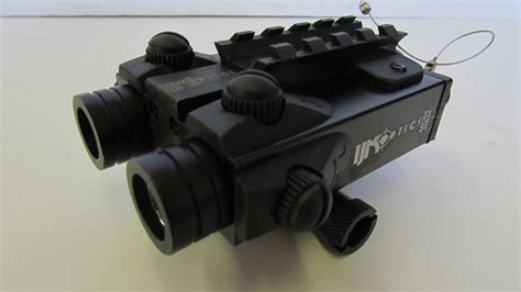 Ijk Eagle 4 G Rail Mounted Tactical Green Laser W 240