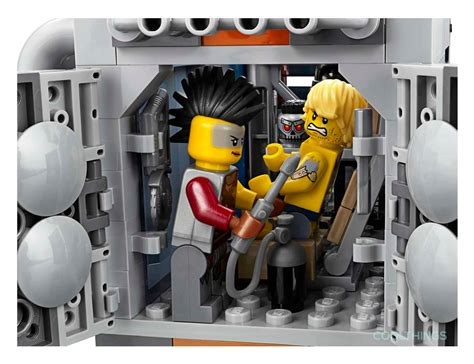 LEGO Movie 2 Welcome To Apocalypseburg Set 70840