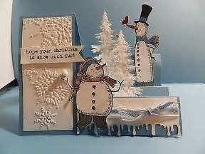 Making Xmas Cards Ideas - stampin up card ideas collection on ebay