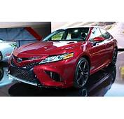 All New 2019 Toyota Camry Gains Styling Flair And Engine