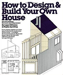 how to design and build your own house co uk