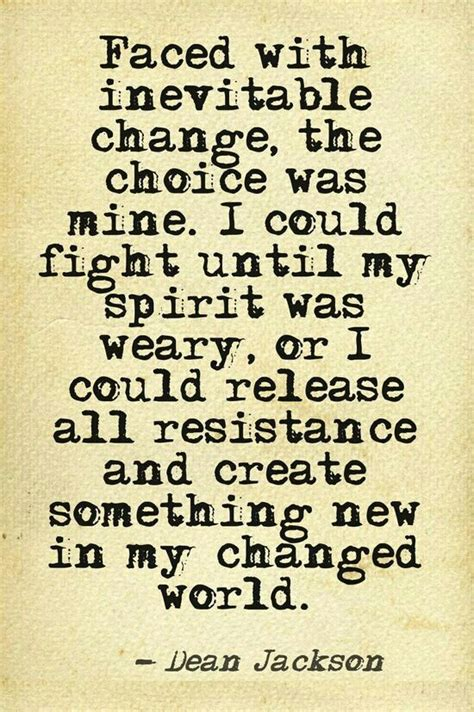 Inevitable Change by Is Inevitable Quotes Quotesgram